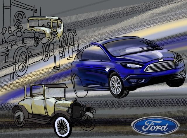 Автомобиль, изменивший мир. Мир, переросший автомобиль
