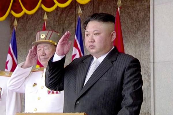 Ким Чен Ын обратился с решительным призывом к армии КНДР