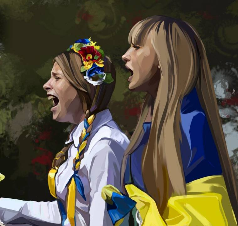 Шок в киевских СМИ: украинцы выбирают Россию
