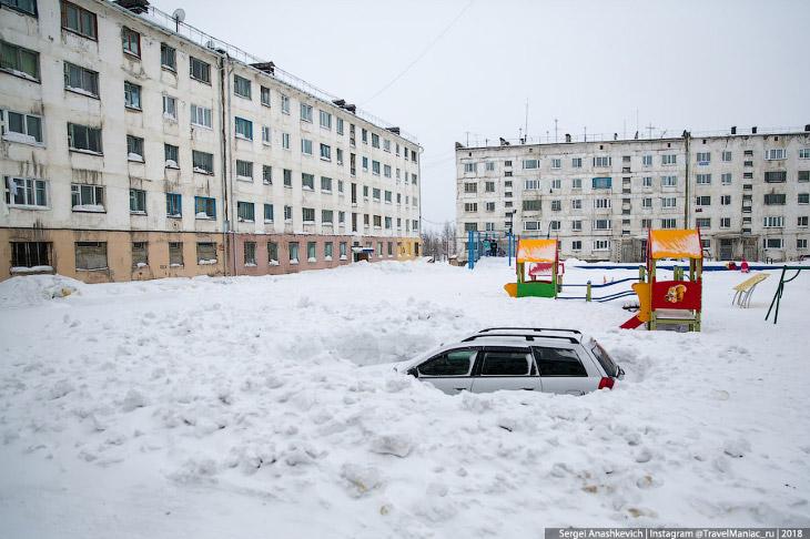 Как сегодня живут люди на Колыме