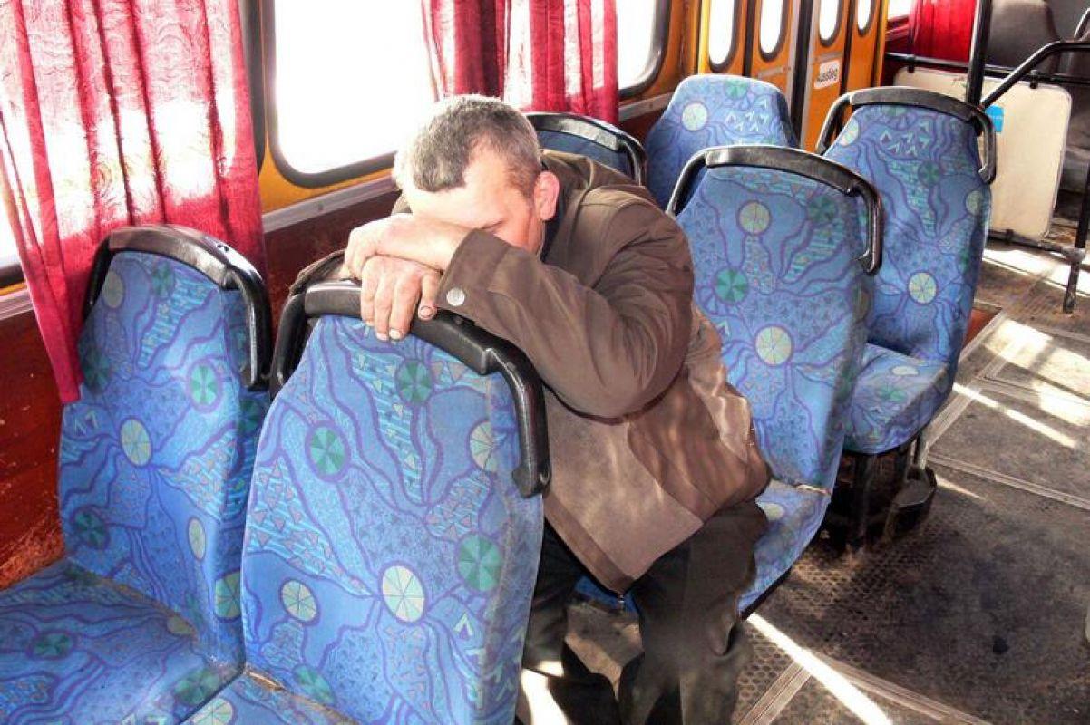 Водитель автобуса спас от ги…