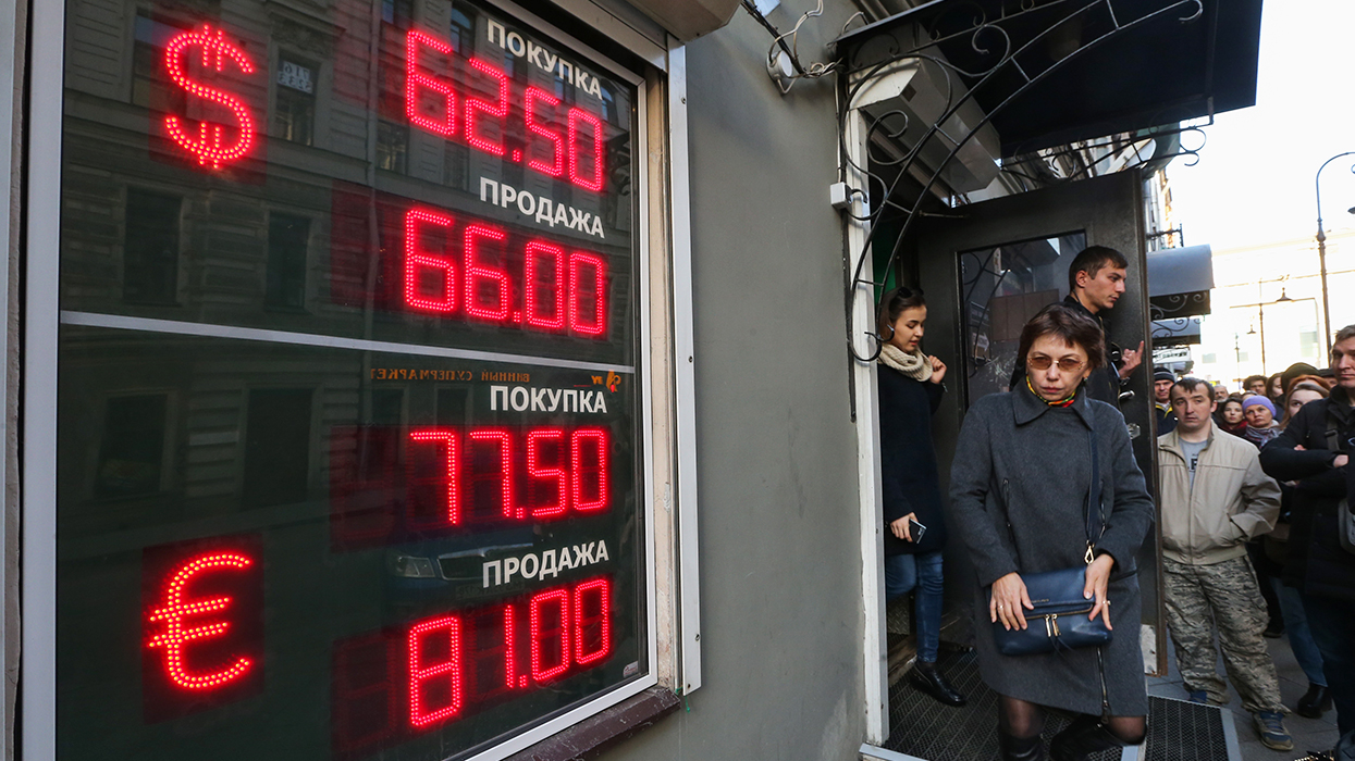 Валентин Катасонов: Санкции Запада только на руку России