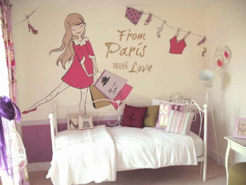 История о том, как дочь не хотела убирать свою комнату