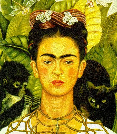 """Фрида Кало:""""Я пишу себя потому, что являюсь темой, которую знаю лучше всего"""""""