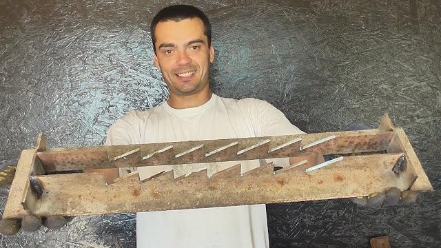 Колоть дрова быстро и безопасно
