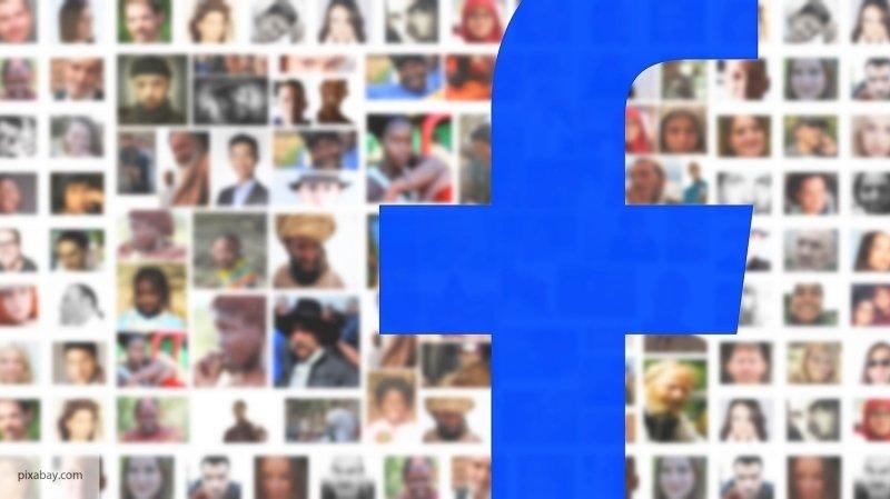Тотальная цензура: Facebook …