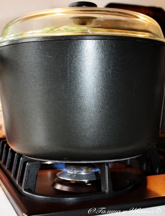 ЦЕСАРКА … по принципу дымлямы Еда, Рецепт, Дымляма, Цесарка, Длиннопост, Кулинария