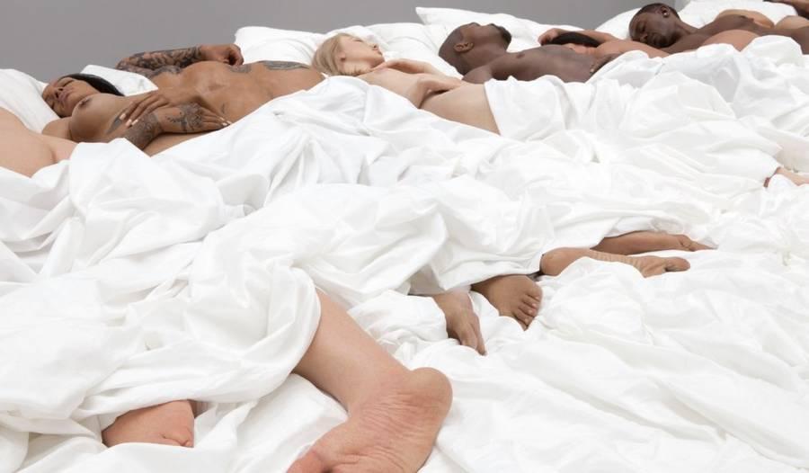 Сон Обнаженные Люди