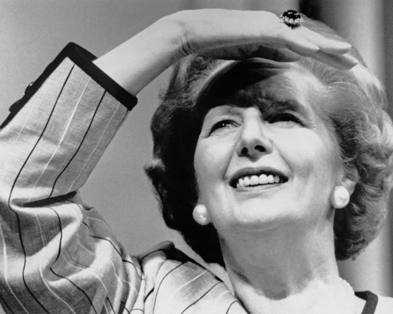 7 интересных фактов из жизни Маргарет Тэтчер