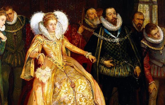Время королев: Как шесть жен…