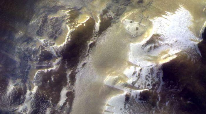 Опубликованы новые, потрясающие фотографии Марса