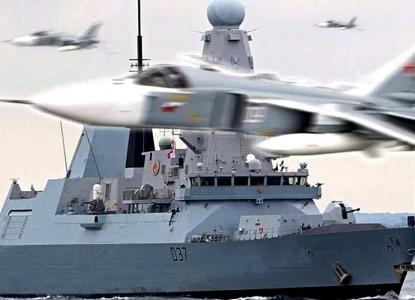 Британский шок: 17 самолётов…
