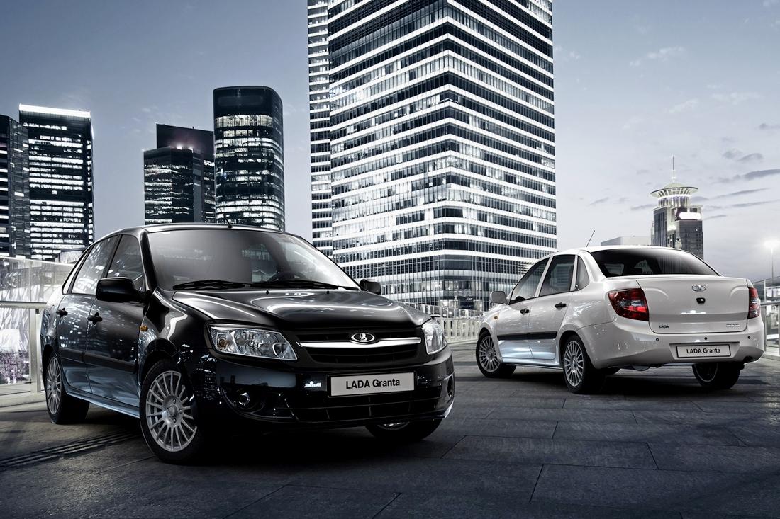Автоваз вошел в пятёрку самых востребованных автомобилей России