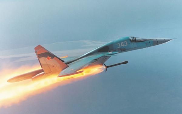 Смерть с небес: ВКС России сеют ужас в рядах боевиков в Сирии