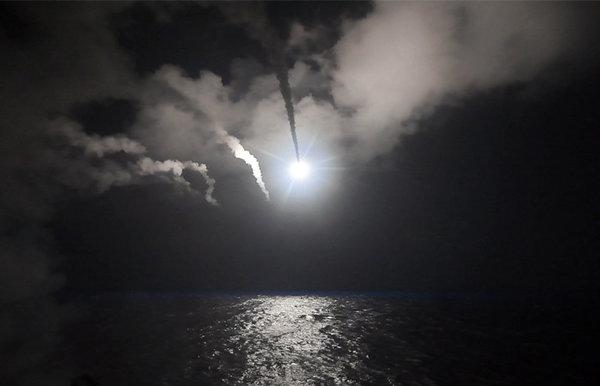 Израиль или США: по сирийской авиабазе Т-4 нанесен массированный ракетный удар