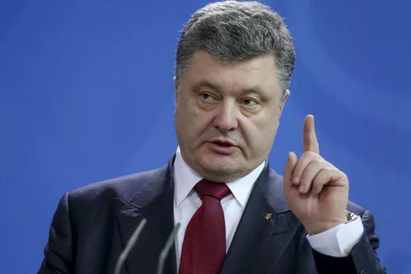 Петр Порошенко потребовал от ЕС «наказать» Россию ужесточением санкций