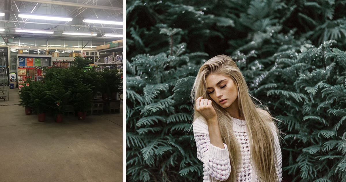 Photographer Challenges Herself To Shoot In 'Ugly' Location, And Results Prove That It's All About The Skill