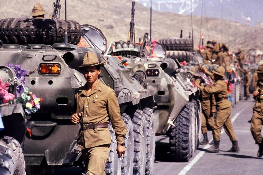 Афганистан: война, любовь и голые коленки