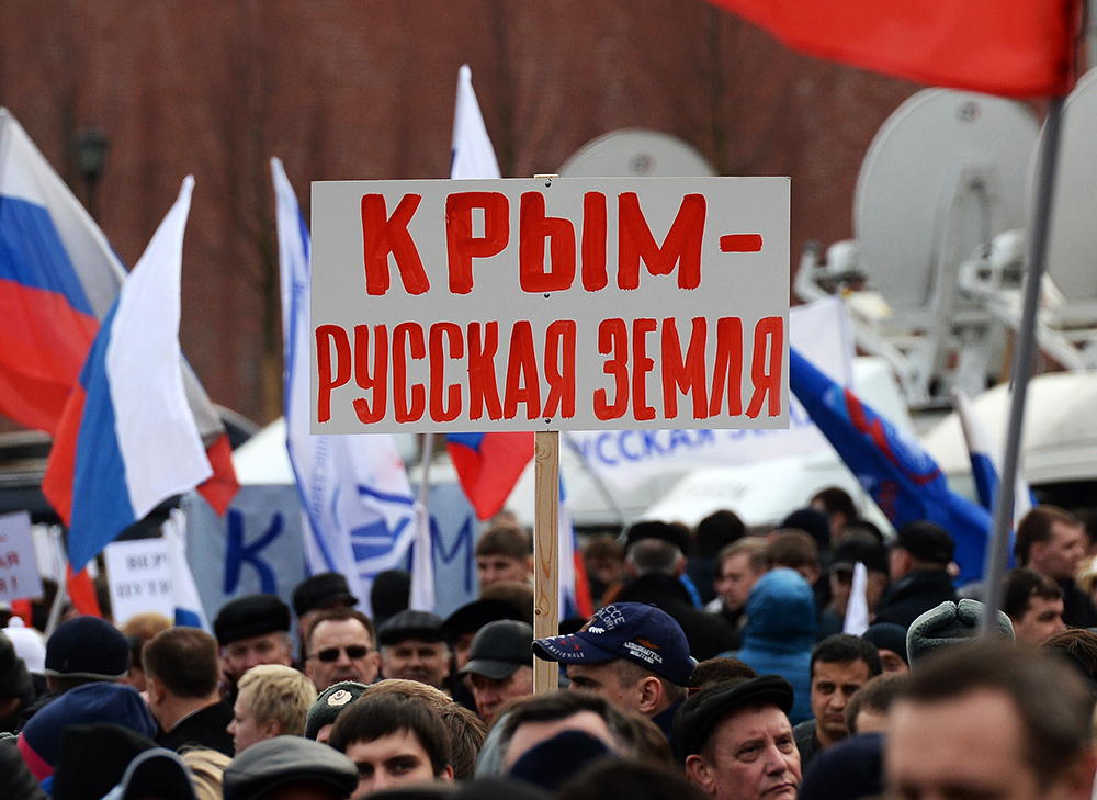 Раскрыт железный аргумент, после которого Украина признает Крым российским