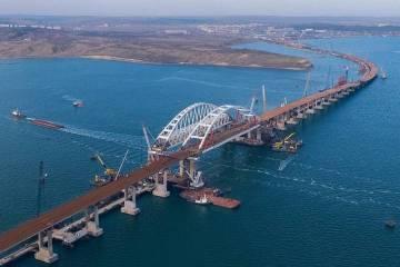 Крымский мост прошел испытания