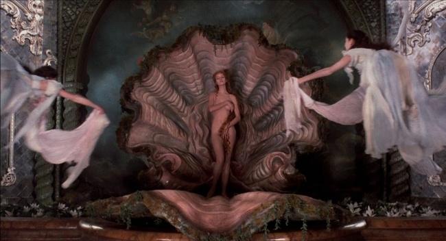 Сцены из кинофильмов, вдохновленные картинами великих художников