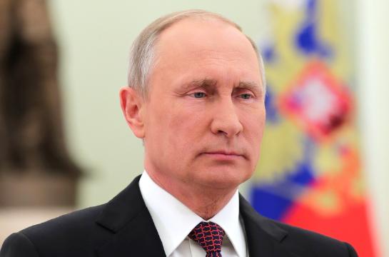 Путин наградил американского генерала орденом Дружбы
