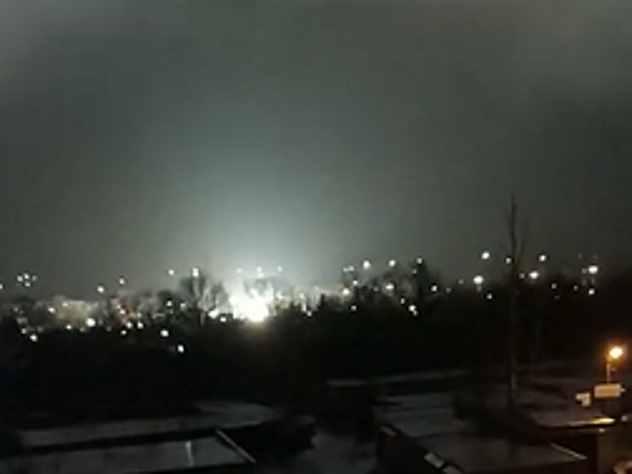 Загадочные мерцания в небе над Пензой взбудоражили жителей