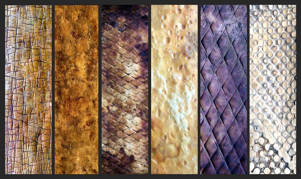 Материалы будущего: эко-кожа…