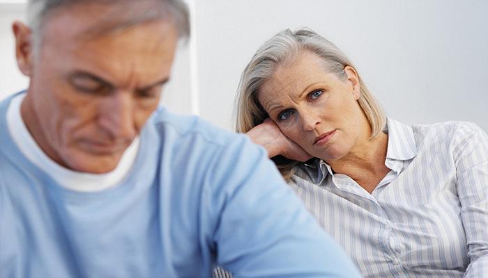 Женщины в возрасте великолепны! Они точно знают, как решить проблемы своих мужей!