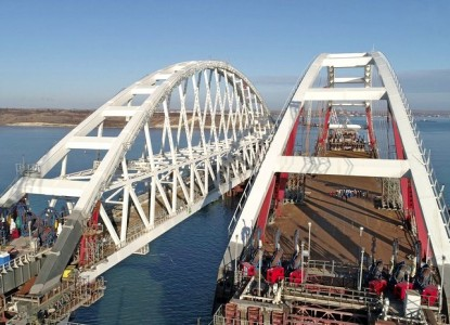 Западные СМИ поражены: Крымскому мосту рады даже украинцы