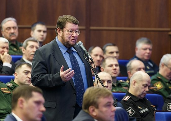 «Меч в центре России»: Сатановский рассказал о двойном смысле нового украинского памятника
