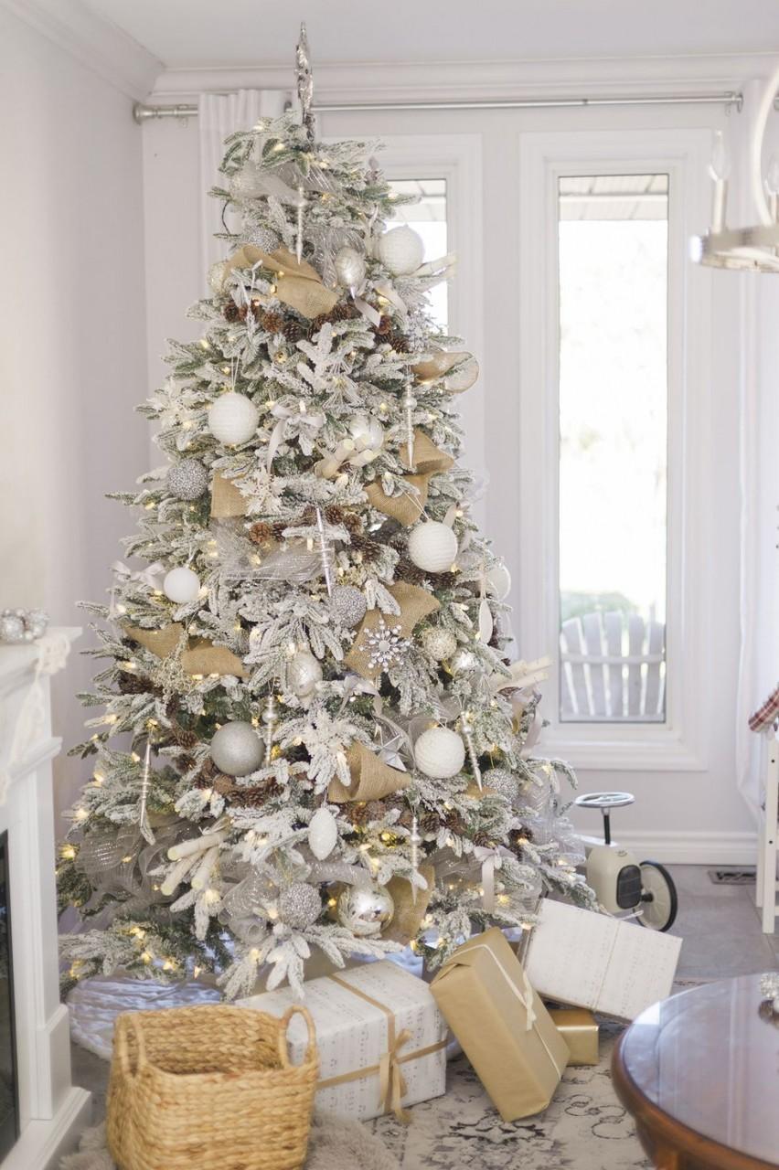 65 идей как украсить новогоднюю ёлку