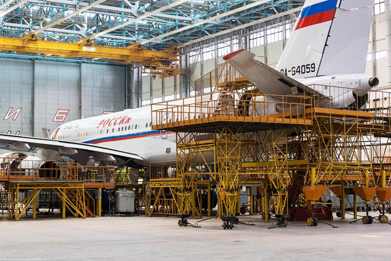 Состоялось первое заседание Экспертного совета по авиационной промышленности