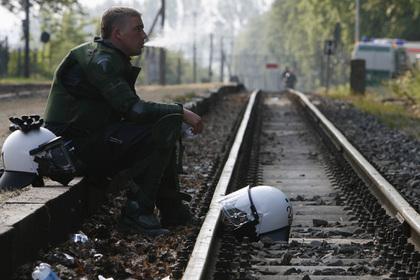 Советские железные дороги оказались препятствием для НАТО