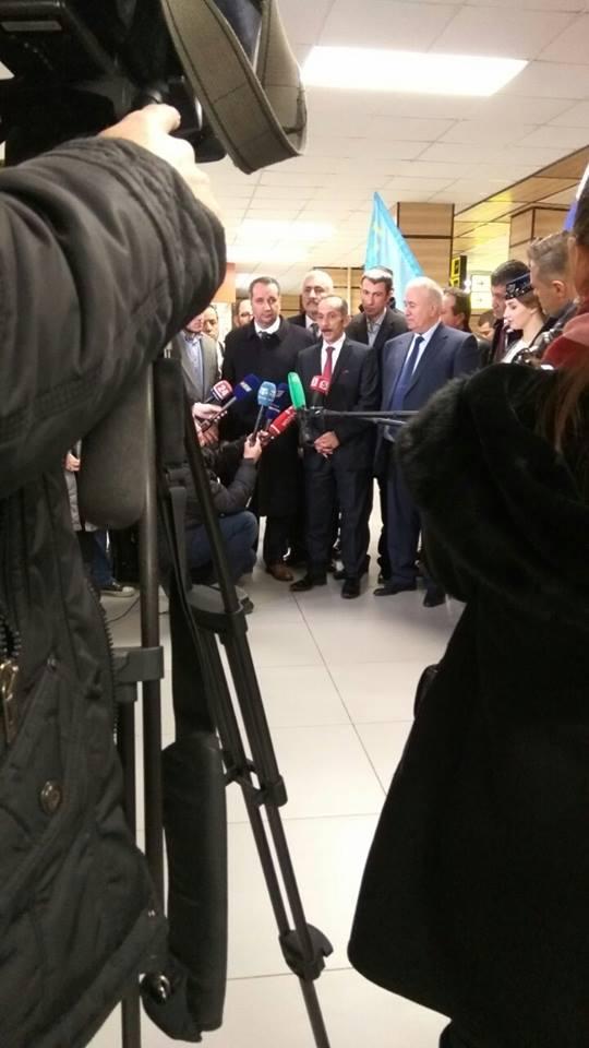 Турецкая делегация прибыла в Крым: Анонсирована возможность восстановления авиасообщения