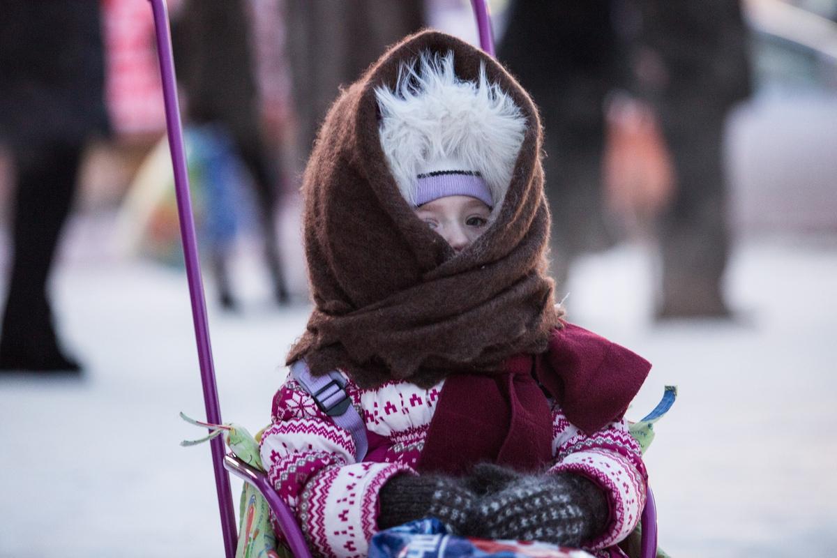 «Зима из детства!»: россияне показали в Сети, как переносят сильные морозы