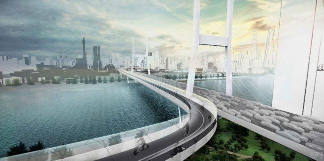 Компания BMW планирует строить «воздушные» дороги