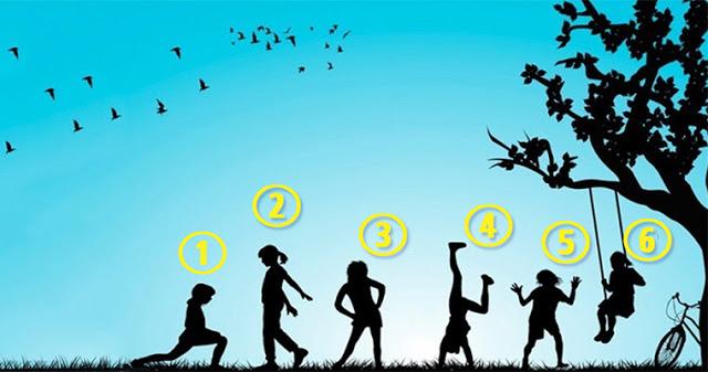 Тест: с каким ребенком вы идентифицируете себя?