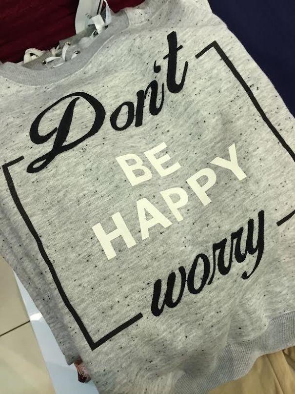 Счастья нет