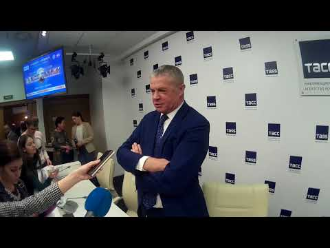 Александр Медведев: Сознательно заявил об объединении клубов КХЛ (видео)
