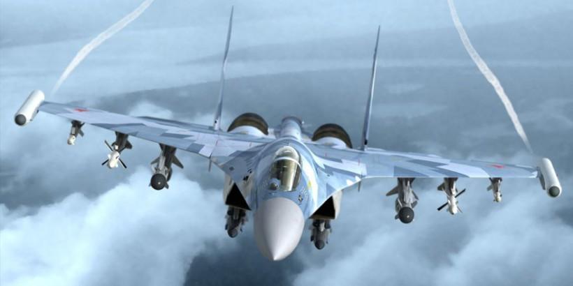 Су-35С — высокотехнологичное настоящее российских ВКС