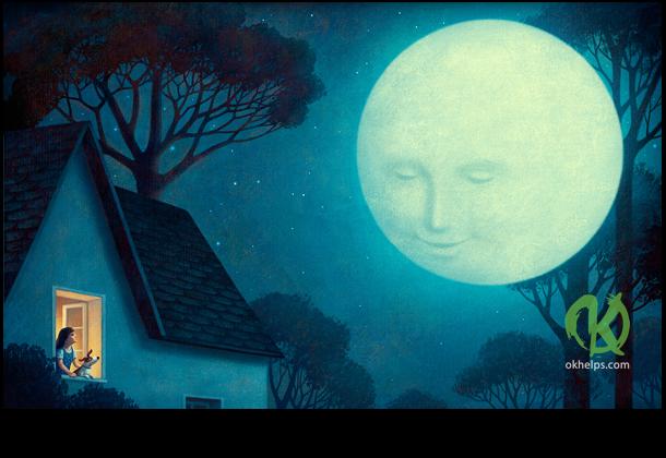 Как использовать силу Луны в своих целях? Привлекаем любовь, деньги, удачу!