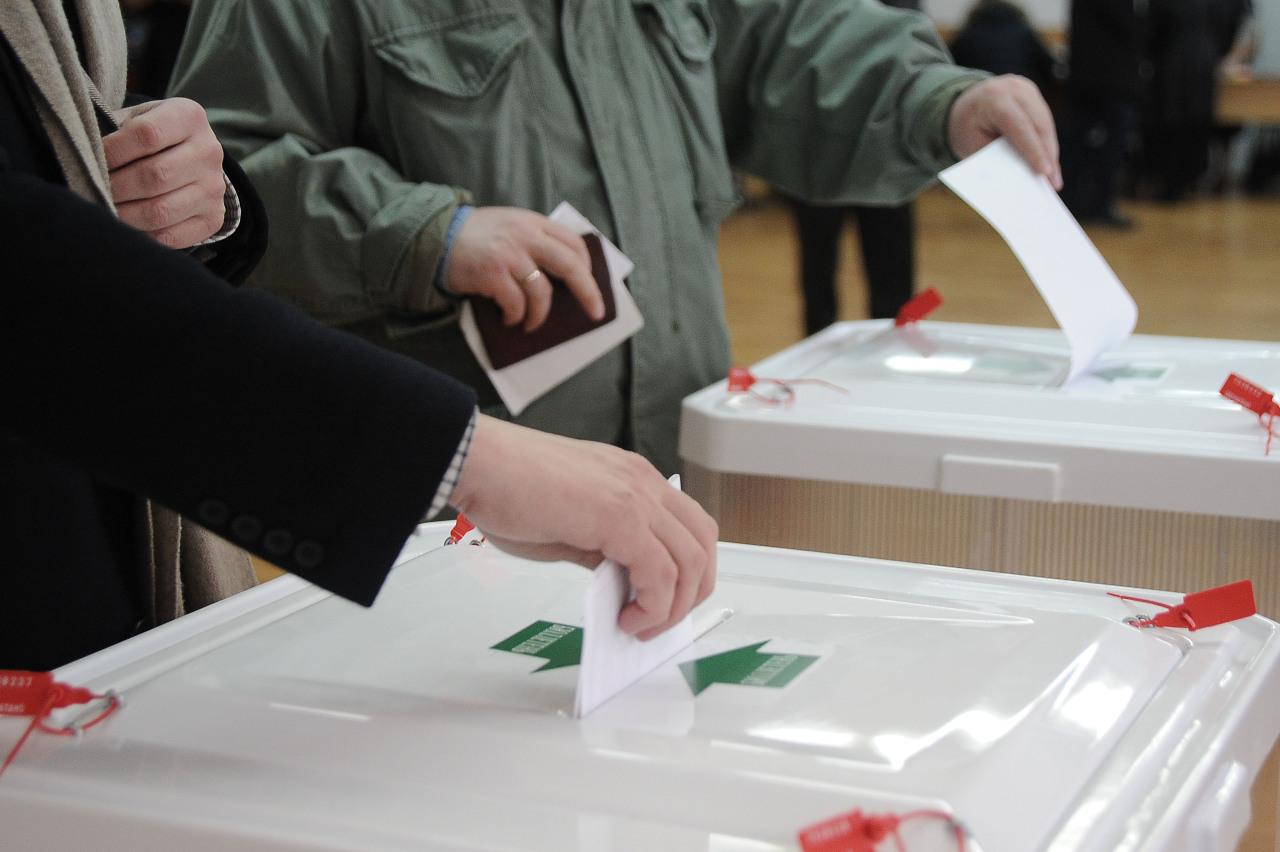 Ожидается, что на выборы в Госдуму придет менее половины россиян