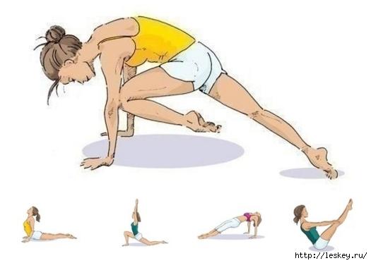 Йога против стресса