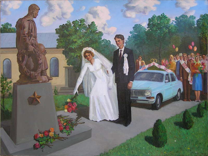 «Мужчина, за которого не следует выходить замуж». Как наши бабушки выбирали мужей.