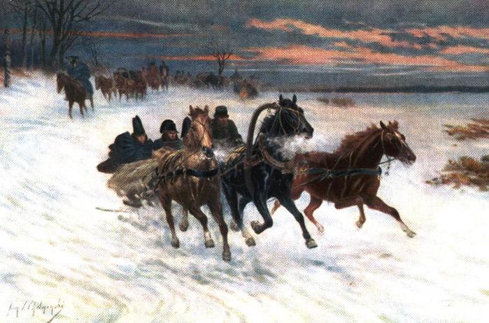 История одной песни. Ямщик не гони лошадей
