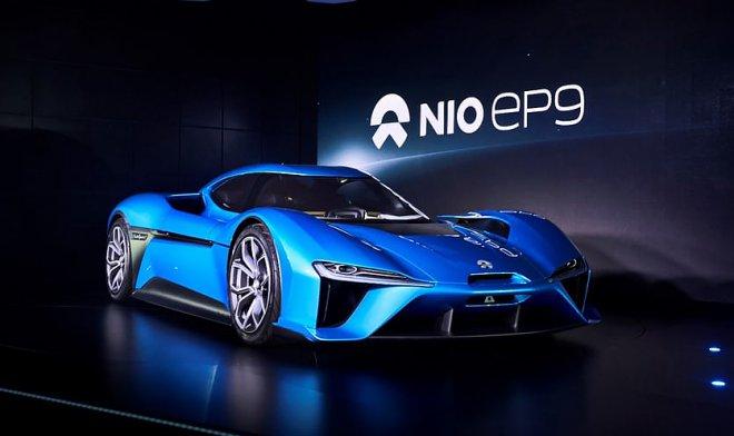 Мегаваттный NIO EP9 претендует на лавры самого быстрого электромобиля в мире