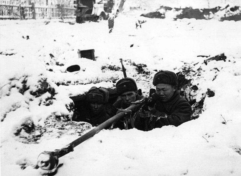 Герои не забыты.Малоизвестные факты о битве за Москву