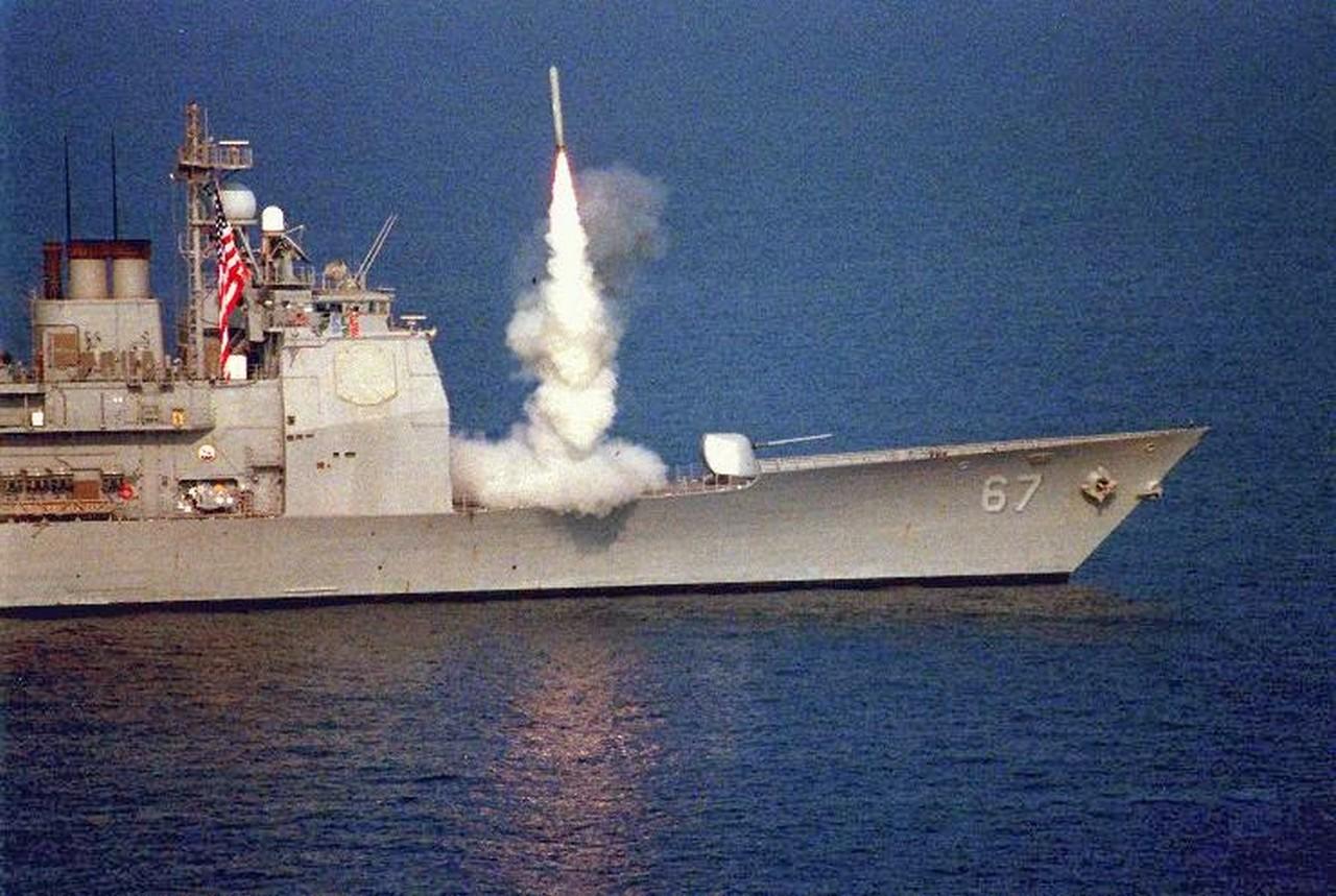 Дипломатия крылатых ракет