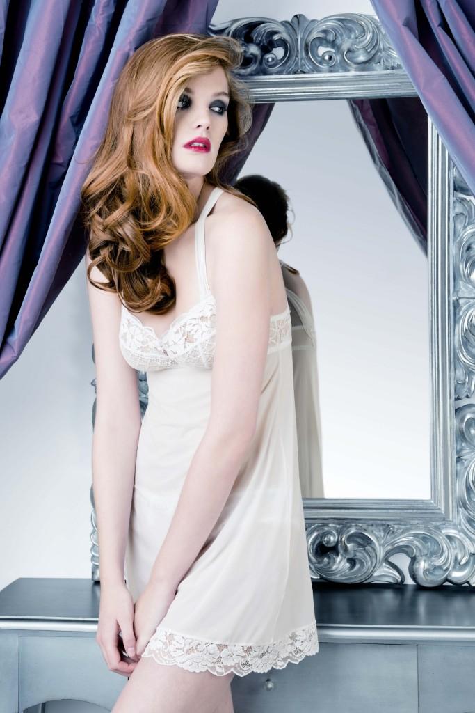 Роковая красавица Алексина Грехэм